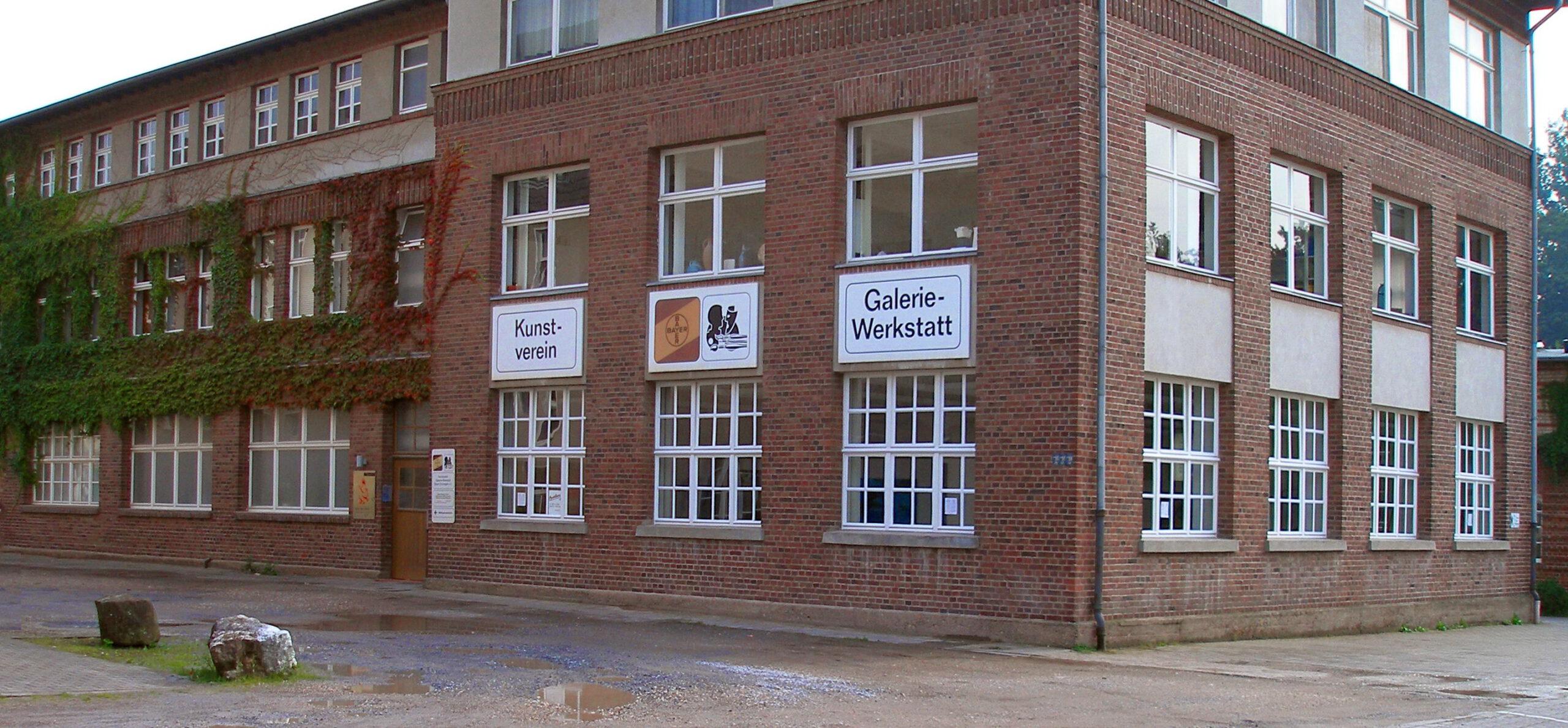 Galeriewerkstatt Gebäude
